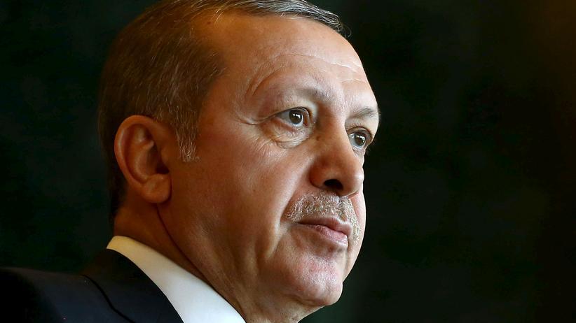 """Meinungsfreiheit in der Türkei: Die regierungskritischen Akademiker bezeichnete Staatspräsident Erdoğan als """"barbarisch und niederträchtig""""."""
