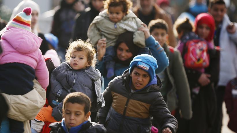 Flüchtlingskrise: Polen will 400 Flüchtlinge aufnehmen