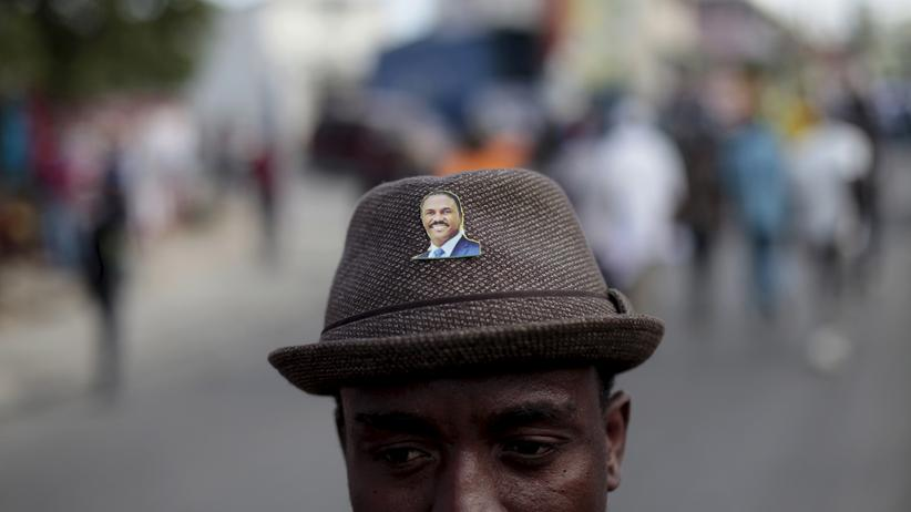 Präsidentschaftswahl Haiti