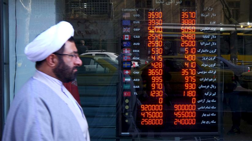 Iran Atomabkommen Sanktionen Teheran