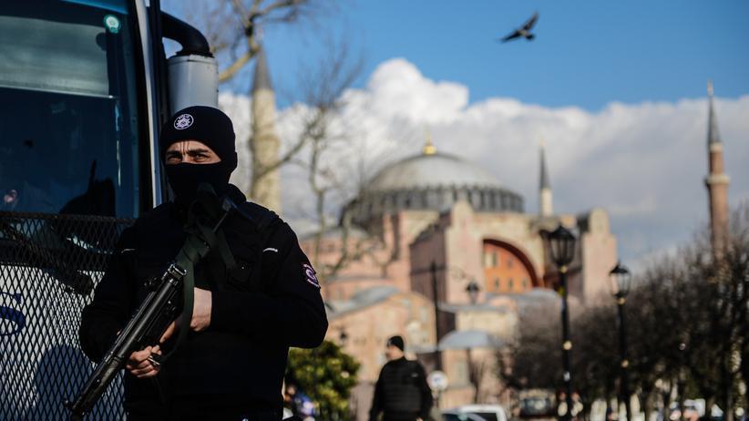 """""""Islamischer Staat"""": Das Kalifat schlägt um sich"""