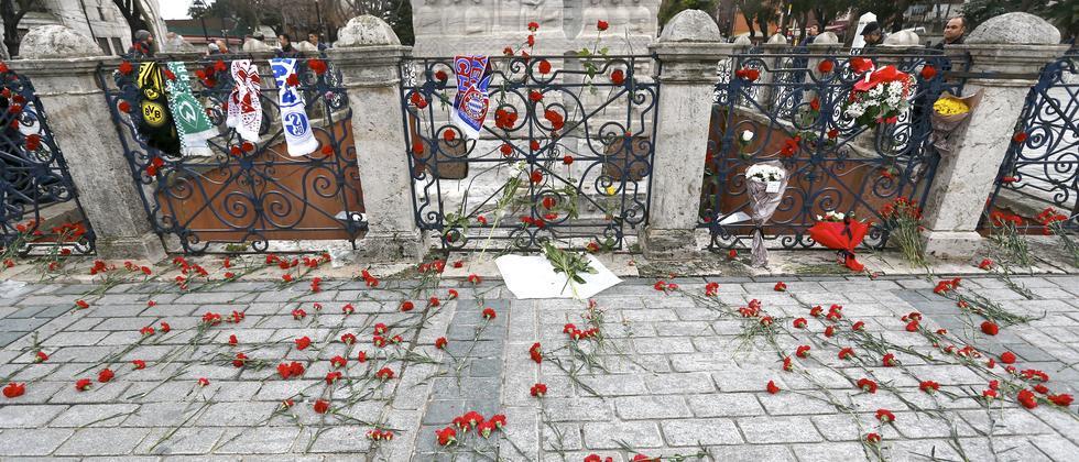 Anschlag Istanbul