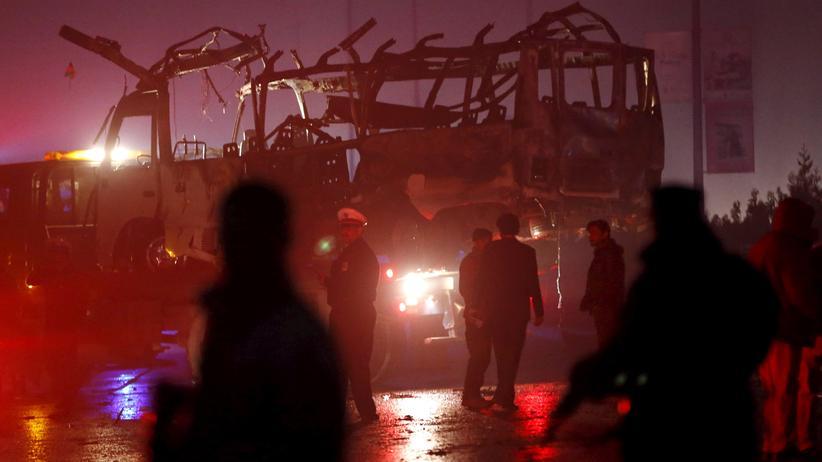 Kabul Anschlag Taliban