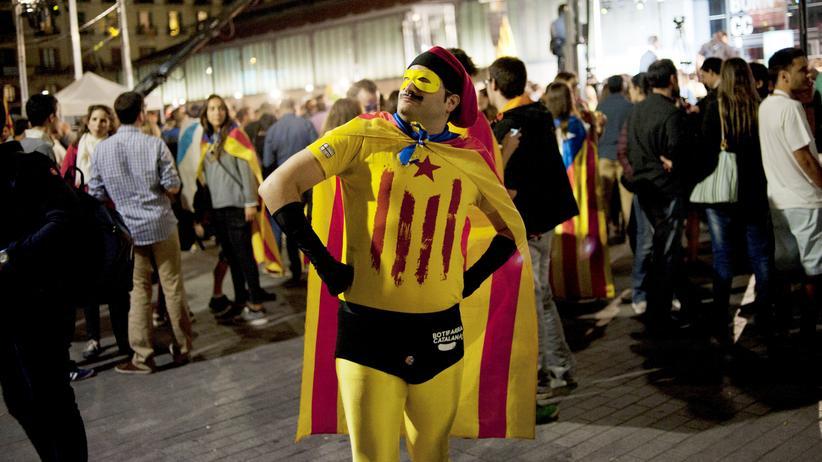 Spanien: Ein Unabhängigkeitskämpfer nach den Regionalwahlen in Barcelona