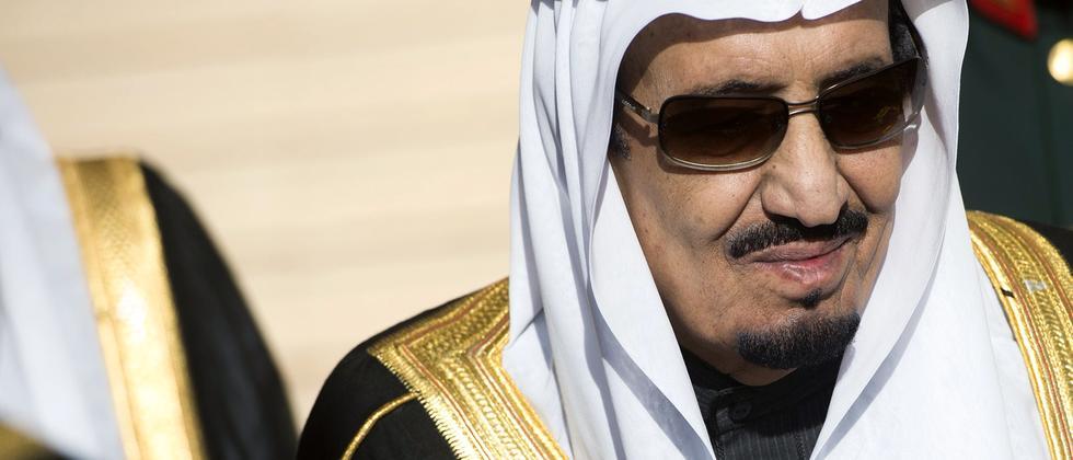 Saudi-Arabiens neuer König Salman
