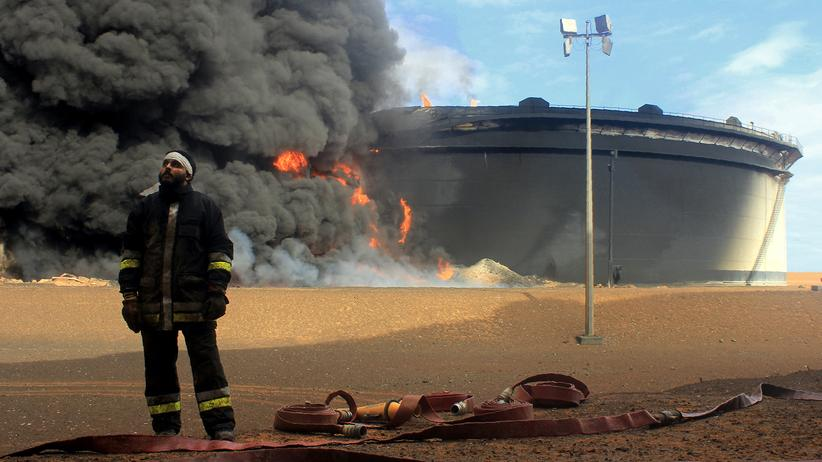 Libyen: Die nächste Front gegen den IS