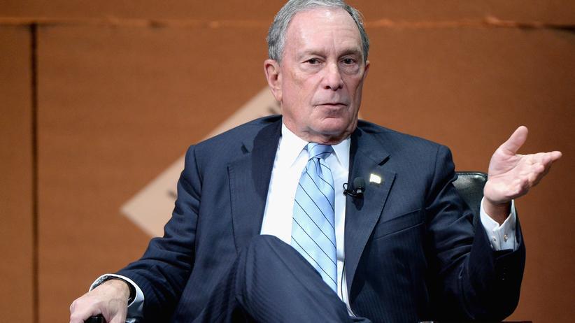 Michael Bloomberg: Michael Bloomberg könnte parteiloser Kandidat für die US-Präsidentschaftswahl werden.