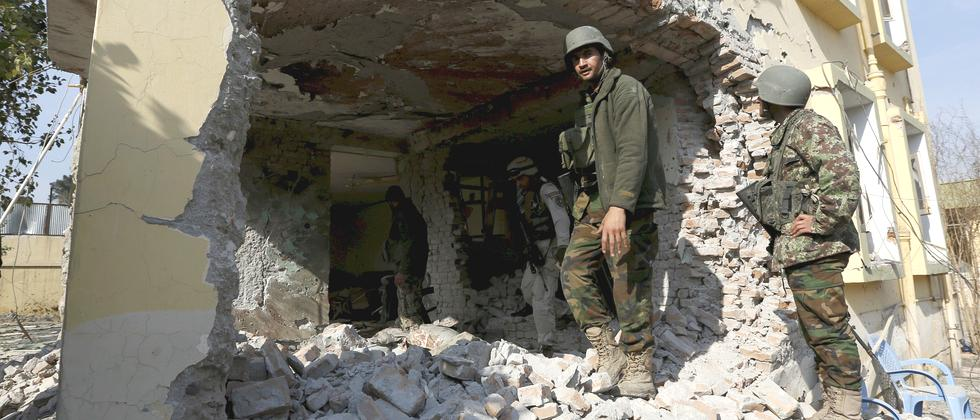 Pakistan Selbstmordanschlag