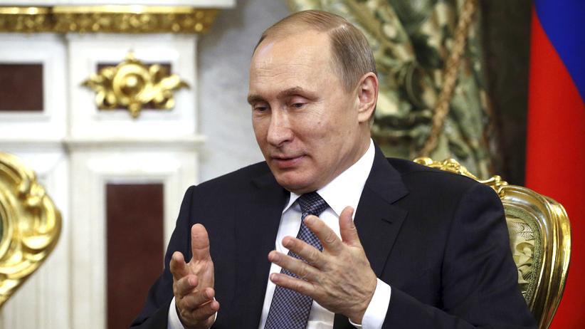 Russland: Putin fordert Ende der Sanktionen