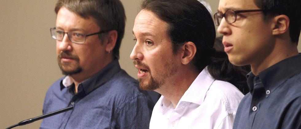 Podemos: Der gefährliche Partner