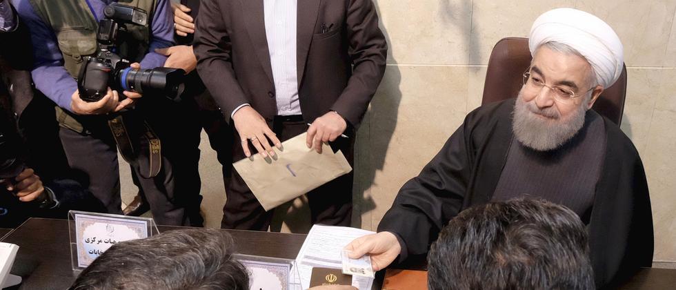 Ruhani Iran