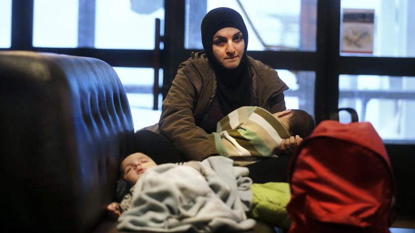 Flüchtlingskrise: Schweden will bis zu 80.000 Asylbewerber ausweisen