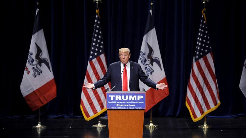 US-Wahlen: Muslima muss Trump-Veranstaltung verlassen