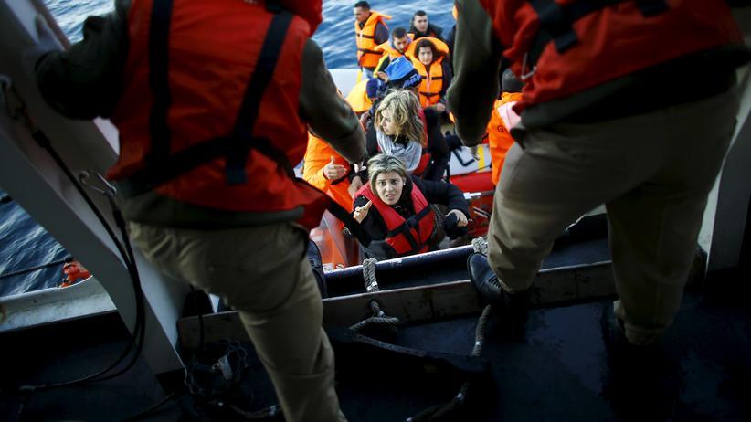 Türkei Flüchtlinge EU