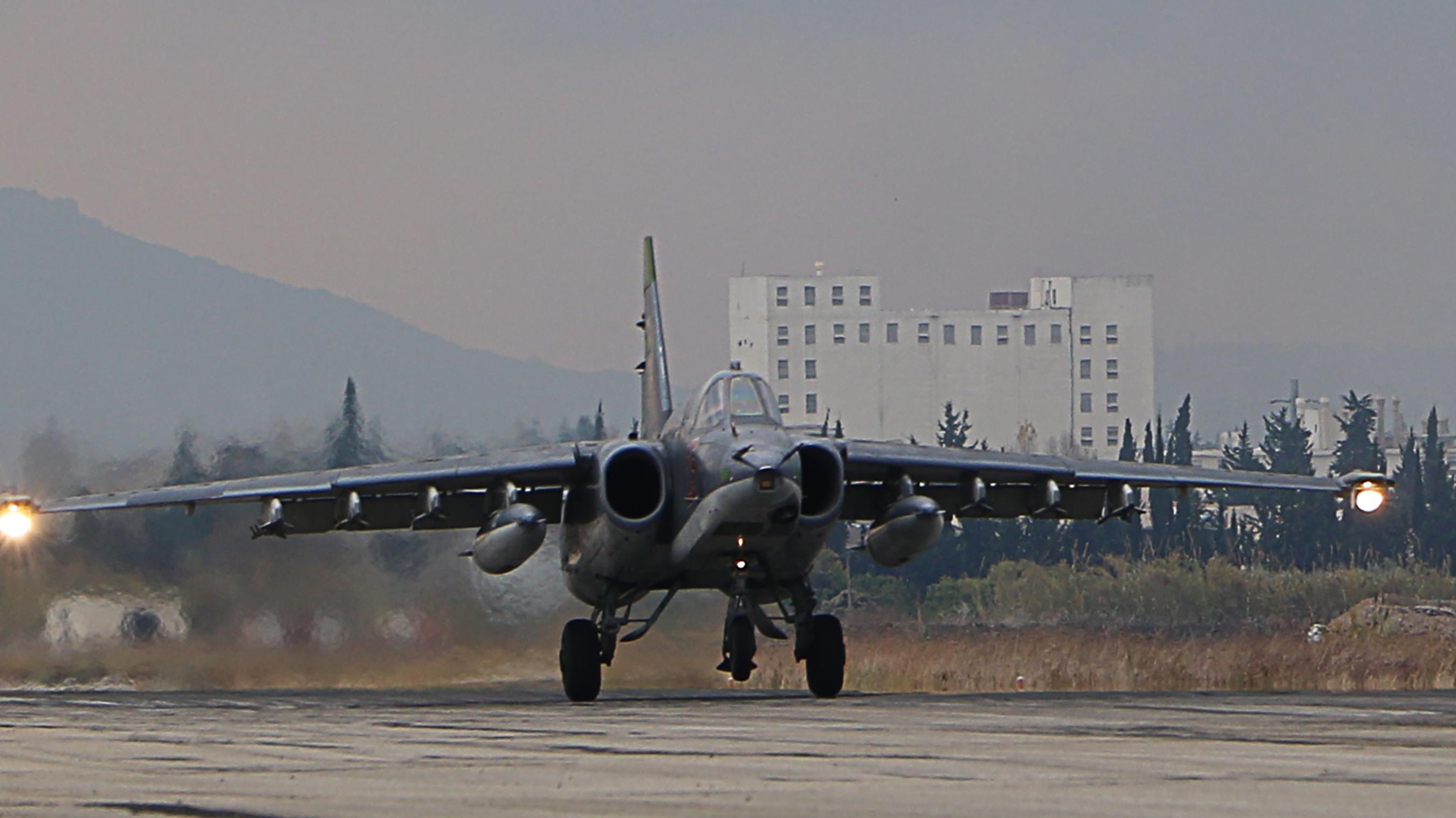 Regierung meldet erneut russichen Jet im Luftraum