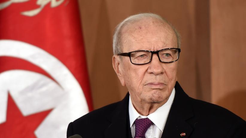 Maghreb: Tunesiens Präsident Béji Caïd Essebsi
