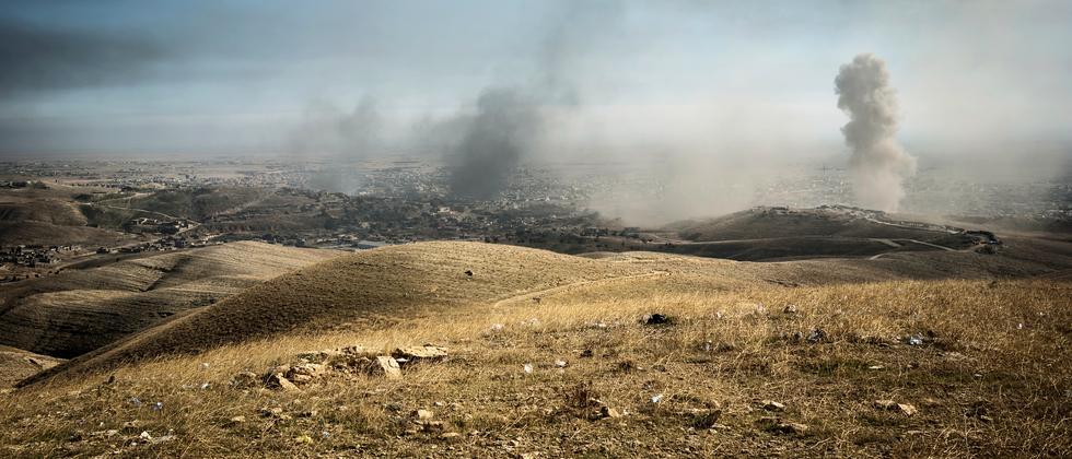 """Islamischer Staat"" Irak USA"