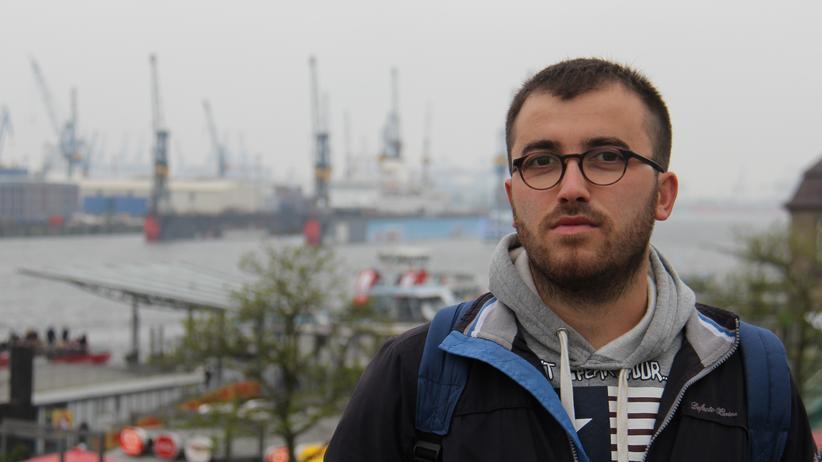 Kosovo: Visar Duriqi in Hamburg
