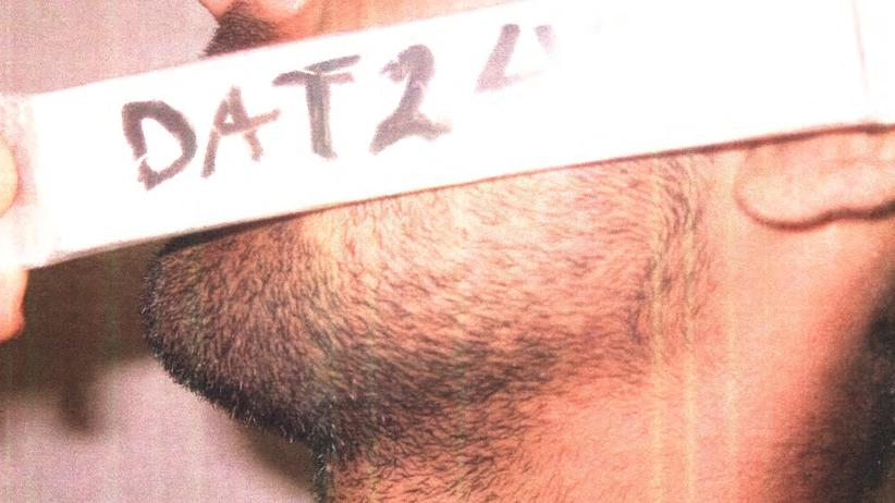 Eines der 198 vom Pentagon veröffentlichten Fotos aus dem Irak