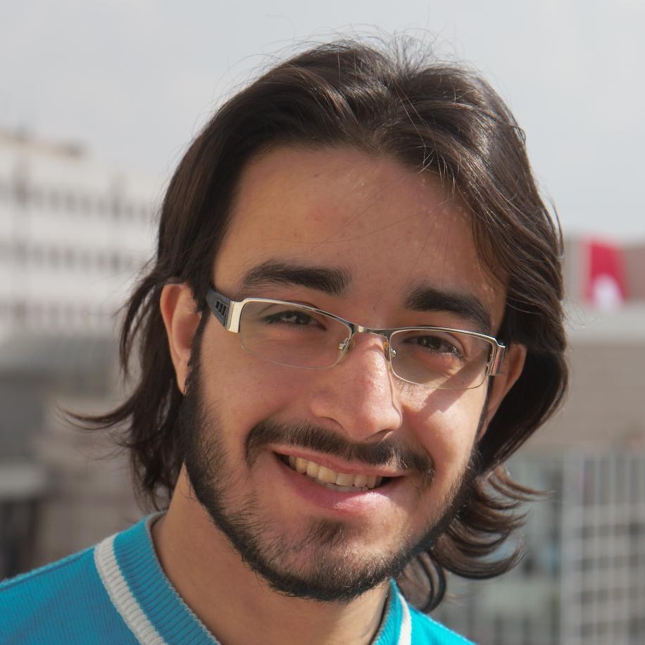Der Journalist Zouhir al Shimale