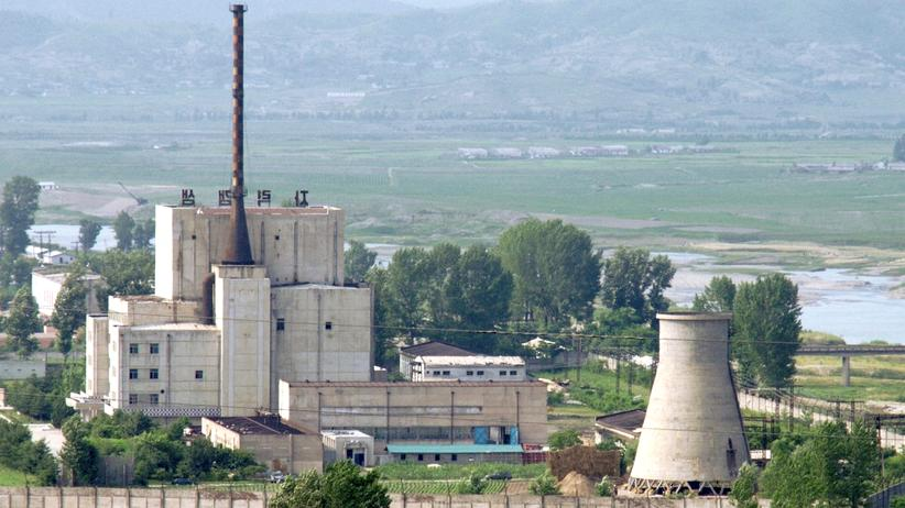 Atomwaffen: Nordkorea produziert offenbar wieder Plutonium