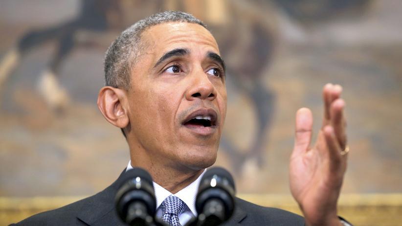 US-Militärstützpunkt: US-Präsident Barack Obama präsentiert in Washington seinen Plan zur Schließung des Gefangenenlagers Guantanamo.