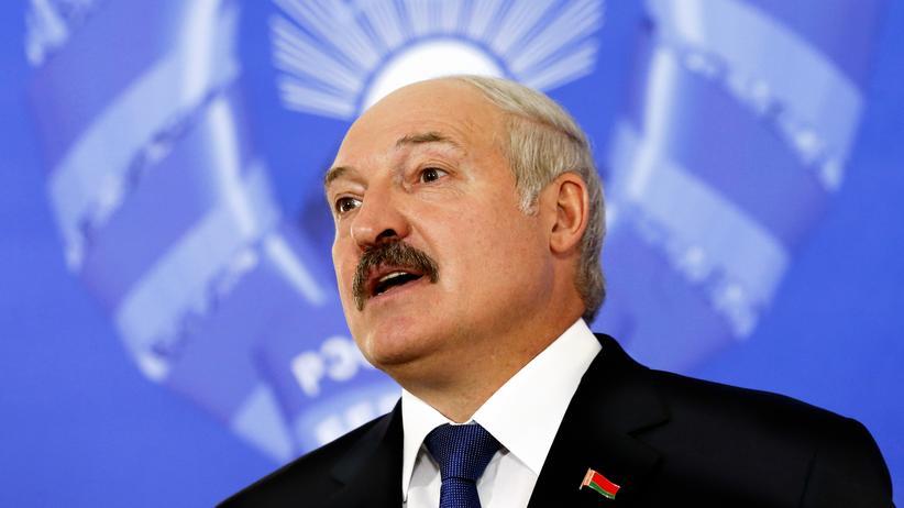 Belarus: Belarus' Präsident Alexander Lukaschenko
