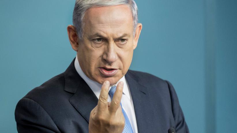Staatsbesuch: Israels Premierminister Benjamin Netanjahu warnt vor dem Iran.