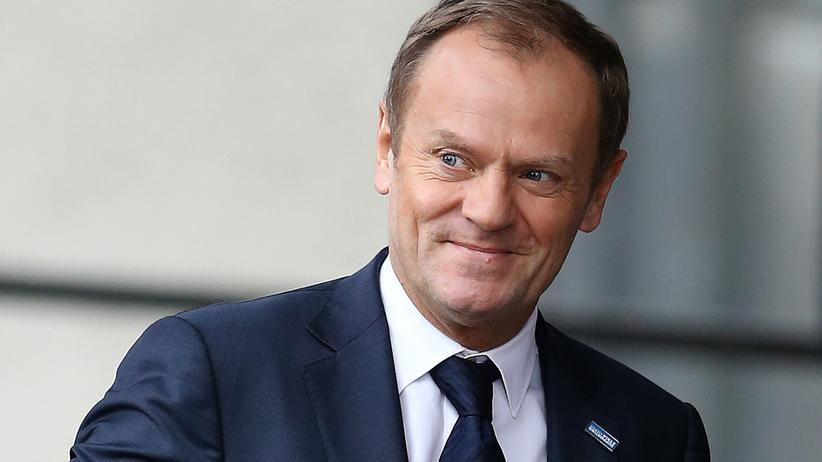 Brexit EU-Gipfel Großbritannien Donald Tusk