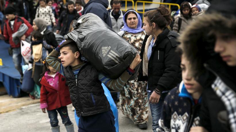 Flüchtlinge: Merkel gerät vor dem EU-Gipfel zu Asylpolitik unter Druck
