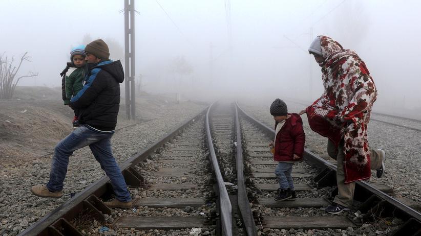 """Flüchtlinge: """"Lieber sterbe ich hier"""""""