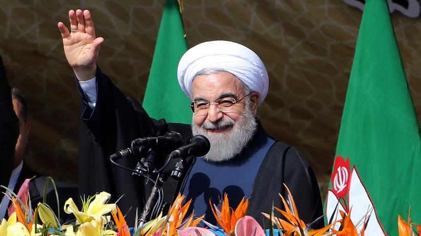 Iran: Der iranische Präsident Hassan Ruhani