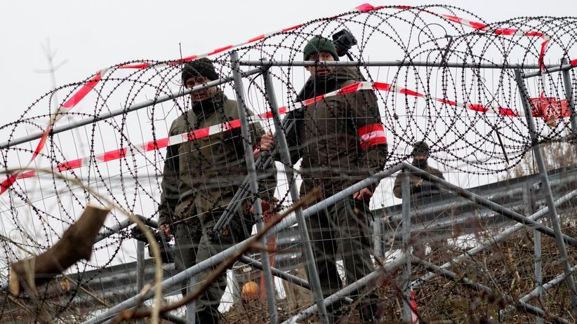Flüchtlinge: Österreich will strengere Kontrolle an Südgrenze