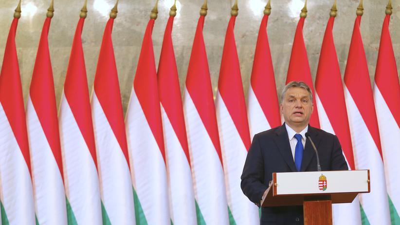 Europapolitik: Viktor Orbán, Ministerpräsident von Ungarn