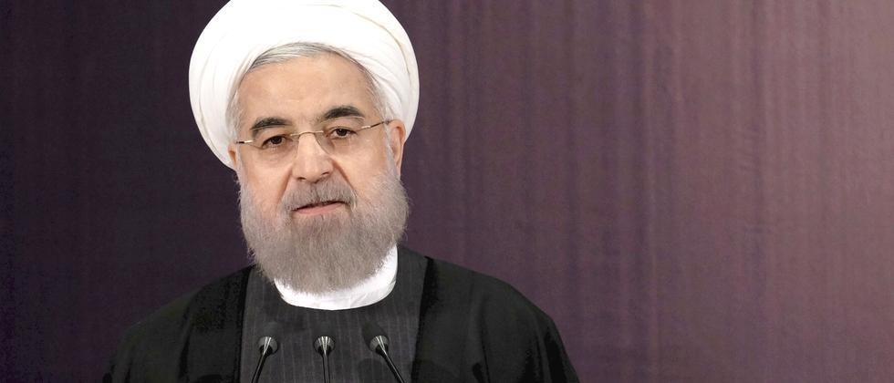 Parlamentswahl Iran Hassan Rohani