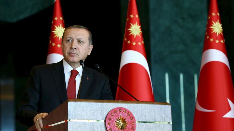 Ankara: Der türkische Staatspräsident Recep Tayyip Erdoğan