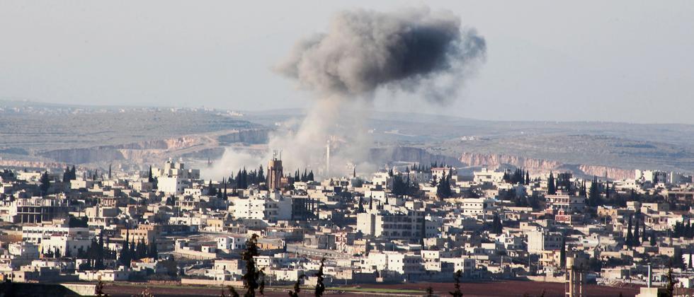 Syrien Anadan Aleppo