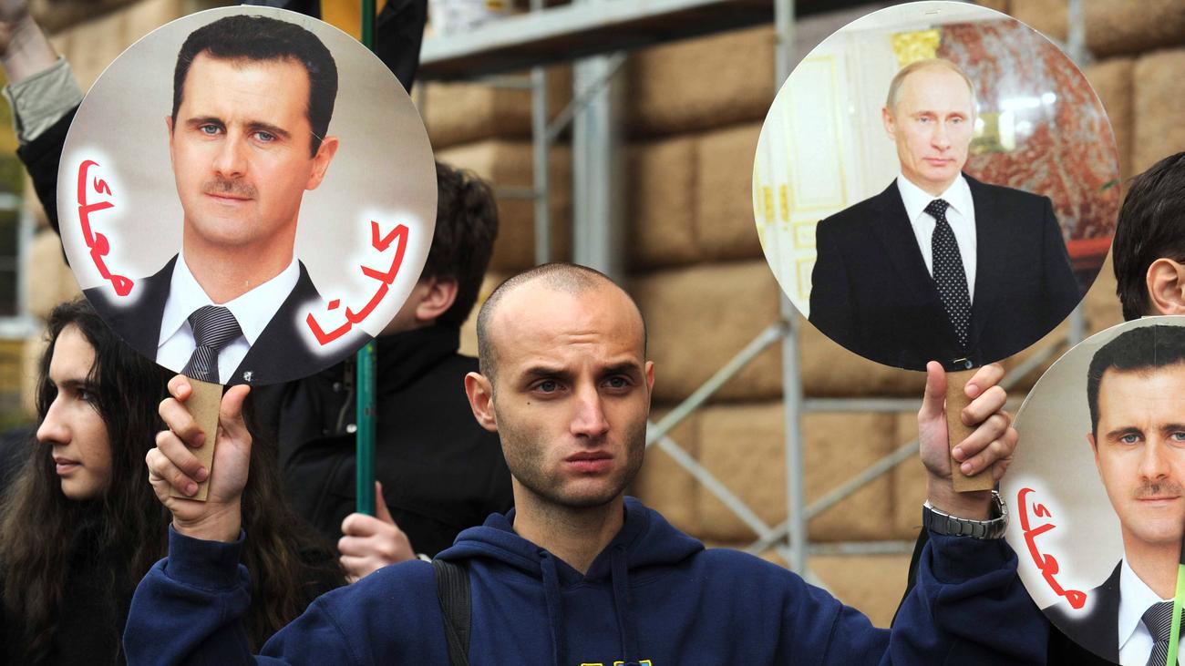 Partnersuche syrien