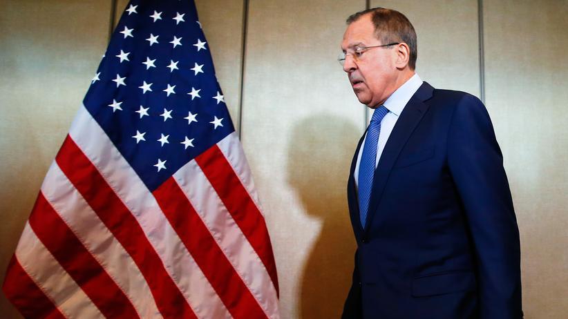 Syrien-Einigung: Russlands Außenminister Sergej Lawrow in München