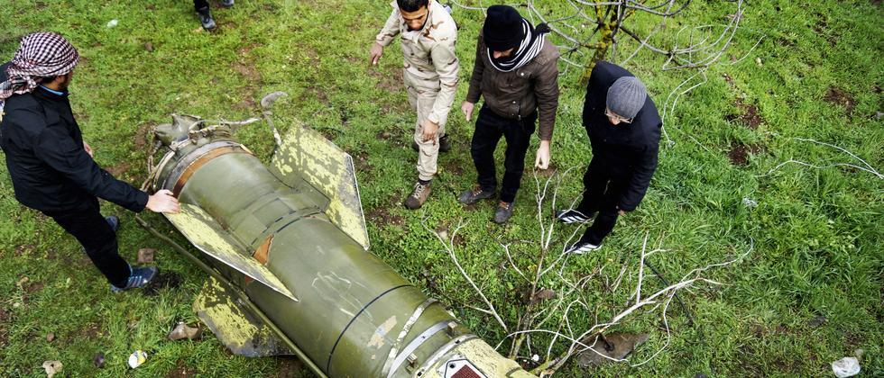 Syrien USA Russland Baschar al-Assad