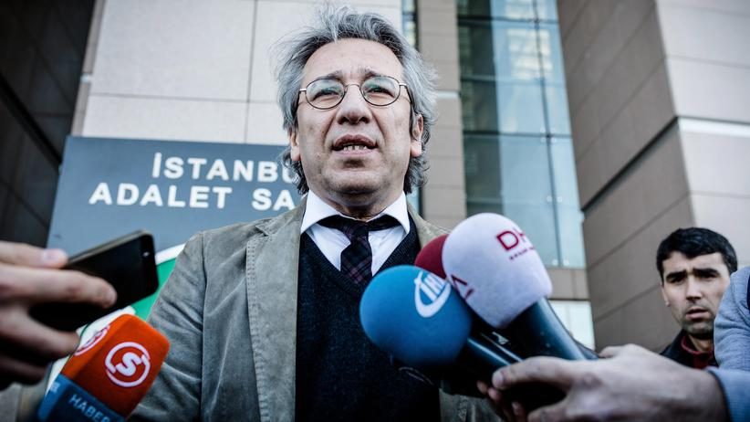Türkei Journalist Can Duendar
