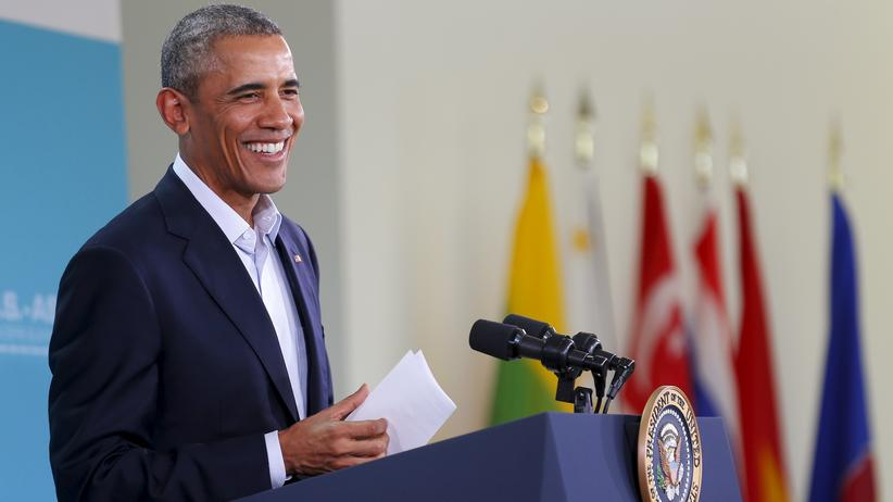 USA: US-Präsident Barack Obama