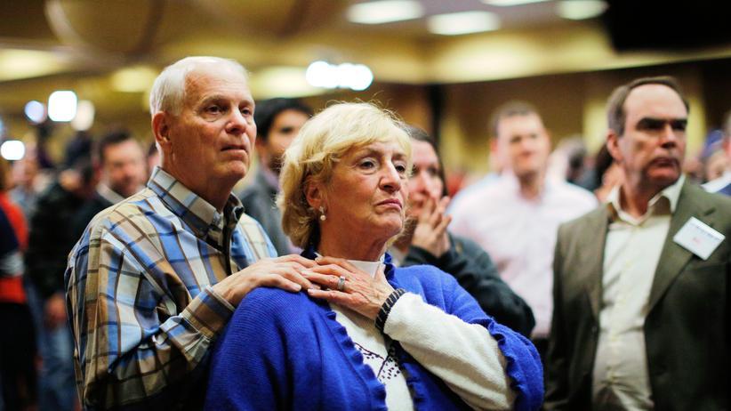 Caucus in Iowa: Revolte der Populisten