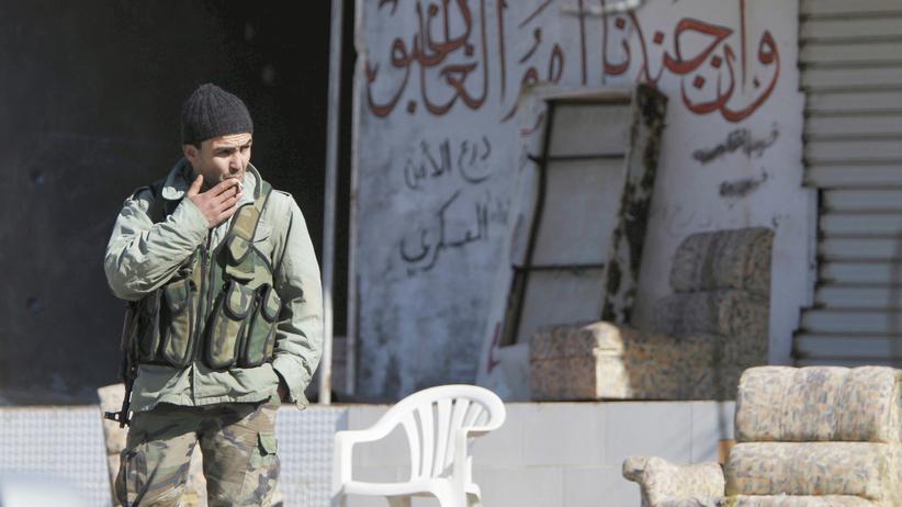 Syrien: Syrische Streitkräfte sollen die Kämpfe gegen Rebellen einstellen, allerdings nicht die gegen den IS und Al-Nusra.