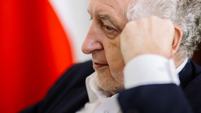 Polen: Der Präsident des polnischen Verfassungsgerichts Andrzej Rzeplinski