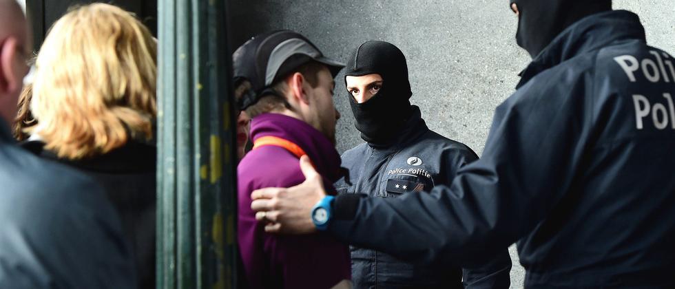 Anschläge Brüssel Terrorgefahr Bahnhof