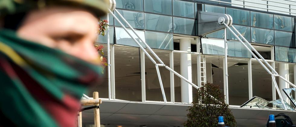 Brüssel Belgien Terror Terrorismus Ibrahim El Bakraoui
