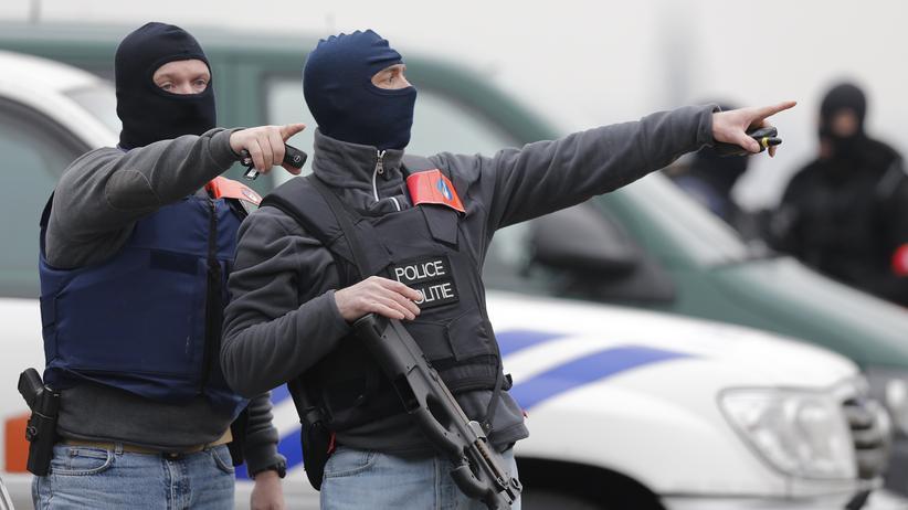 Belgien bleibt in Alarmbereitschaft.