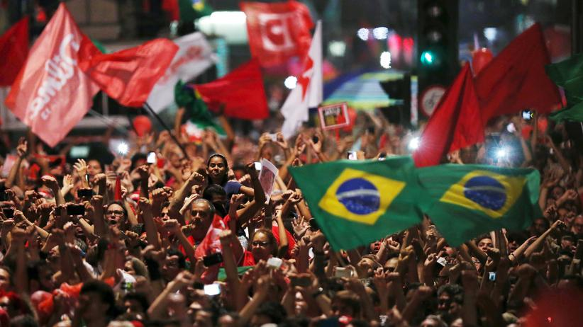 Brasilien: Schwere Korruptionsvorwürfe gegen Rousseff