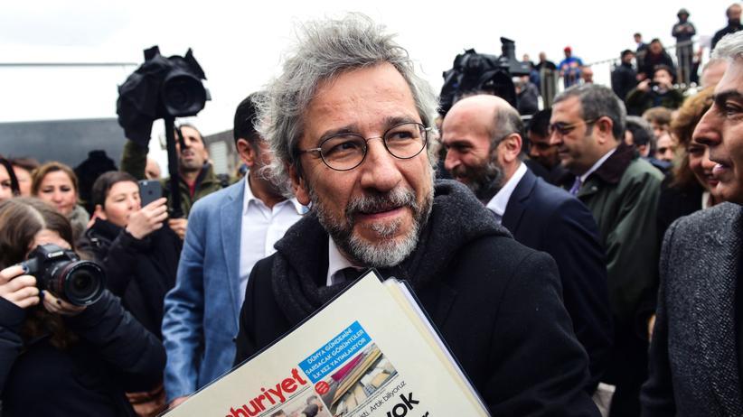 """Can Dündar, Chefredakteur der türkisches Tageszeitung """"Cumhuriyet"""""""
